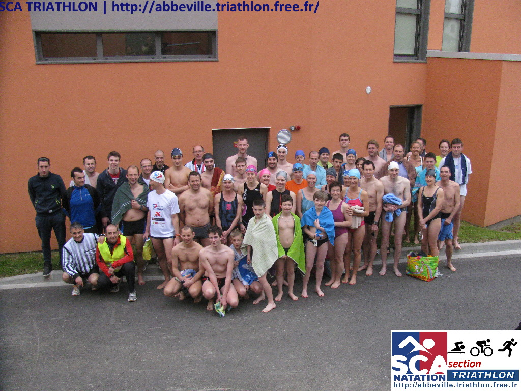 SCA NATATION TRIATHLON